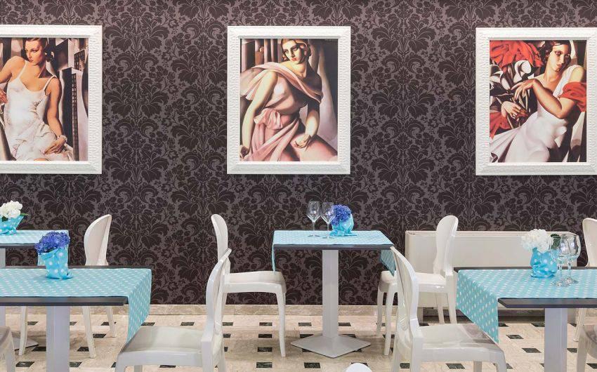 Hotel Magic Riccione sala colazione